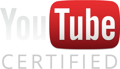 Analytics Data is Certified By YouTube